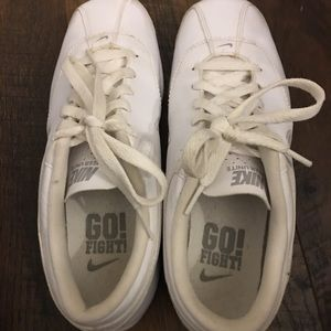 Nike Cheer sideline shoes size 6.5 worn once